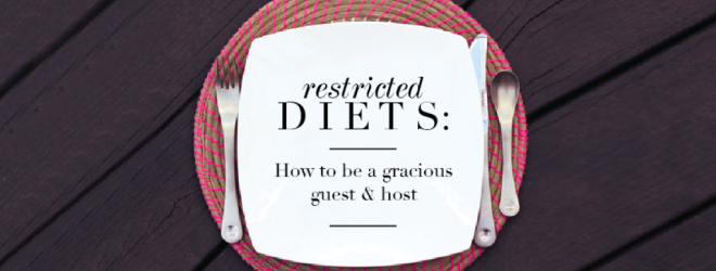 restricted diet