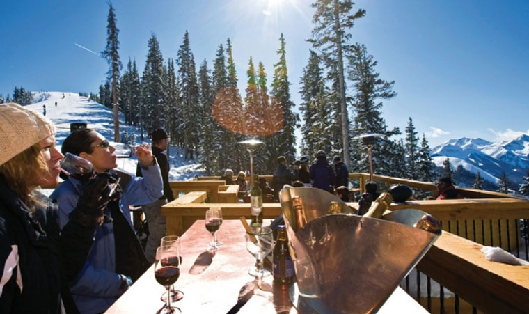 Alpine Vino - Telluride Colorado City Guide Winter