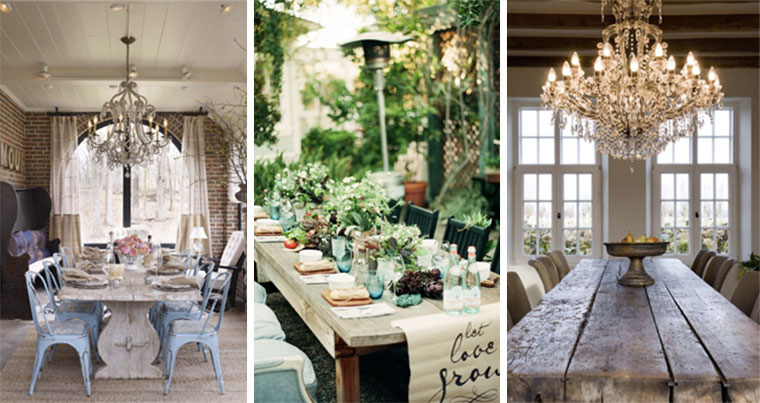 The Dining Table: 5 Tips To Beautifying The Heart & Soul Of Your ...