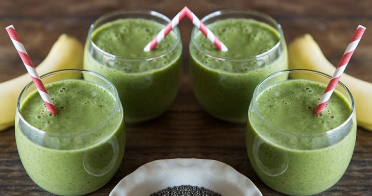 THE Green Smoothie