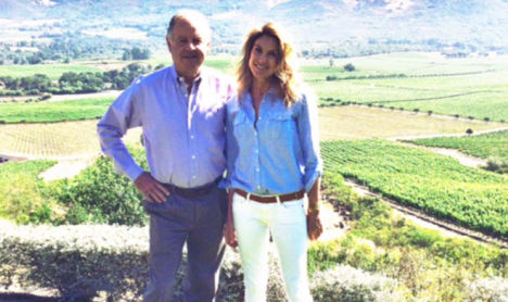 Day with Piero Antinori