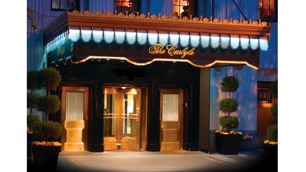 The Carlyle Hotel | Liza America's Host