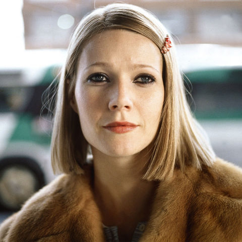 25) THE ROYAL TENENBAUMS Vintage Fur + Hair Barrette + Eyeliner + Removed Disposition = Margot Tenenbaum