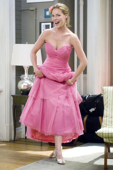 20) 27 DRESSES Any Old Bridesmaid Dress = Jane